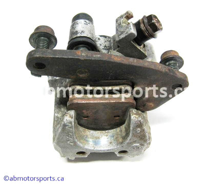 Used Suzuki ATV Eiger 400 OEM part # 59300-38F30-999 front left caliper for sale