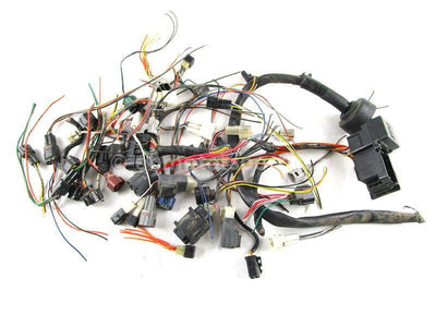 A used Main Wiring Harness Connectors from a 2006 KING QUAD 700 Suzuki OEM Part # 36610-31G00 for sale. Check out our online catalog for more parts!