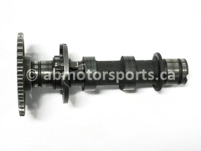 Used Suzuki Dirt Bike DR Z250 OEM part # 12720-13E01 OR 12720-13E00 exhaust cam shaft for sale