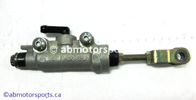 Used Suzuki Dirt Bike DR Z250 OEM part # 69600-13E00 rear master cylinder for sale