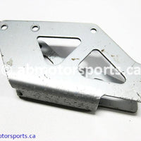Used Suzuki Dirt Bike DR Z250 OEM part # 61342-36E30 chain guide plate for sale