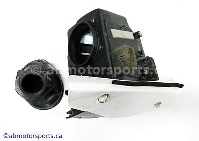 Used Suzuki Dirt Bike DR Z250 OEM part # 13700-13E30-30H air cleaner for sale