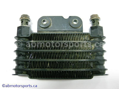 Used Suzuki Dirt Bike DR Z250 OEM part # 16600-13E00 oil cooler for sale