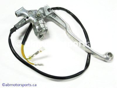 Used Suzuki Dirt Bike DR Z250 OEM part # 57500-13EC0 clutch lever for sale