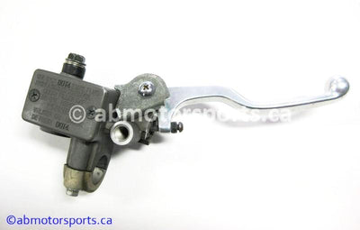 Used Suzuki Dirt Bike DR Z250 OEM part # 59600-05D01 master cylinder for sale