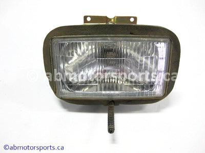 Used Suzuki Dirt Bike DR Z250 OEM part # 35100-03D03 headlamp for sale
