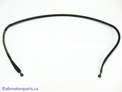 Used Suzuki Dirt Bike DR Z250 OEM part # 59480-13E40 front brake hose for sale