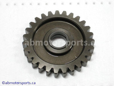 Used Suzuki Dirt Bike DR Z250 OEM part # 26261-14D10 kick starter idle gear for sale