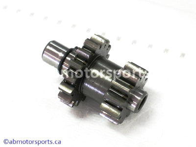 Used Suzuki Dirt Bike DR Z250 OEM part # 12612-13E00 starter gear 12 teeth 16 teeth for sale