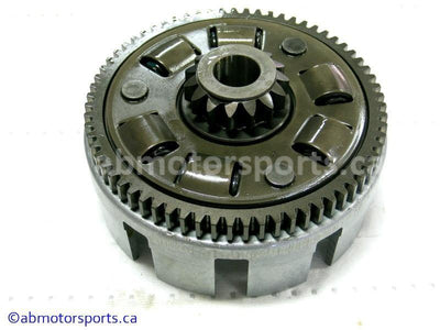 Used Suzuki Dirt Bike DR Z250 OEM part # 21200-13E00 primary driven gear for sale