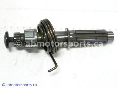Used Suzuki Dirt Bike DR Z250 OEM part # 26211-14D03 kick starter shaft for sale