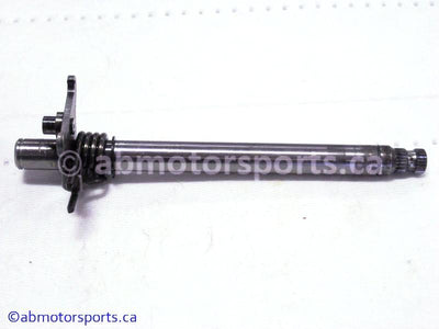 Used Suzuki Dirt Bike DR Z250 OEM part # 25510-13E01 gear shift shaft for sale