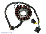 Used Suzuki Dirt Bike DR Z250 OEM part # 32101-13E02 stator for sale