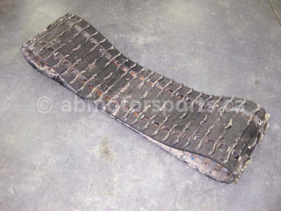 Used Polaris Indy 440 OEM part # 5411057 15 inch by 121 inch track for sale