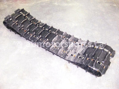 Used snowmobile 16 inch by 144 inch track for sale SKU TRACK-SN-0001-0003
