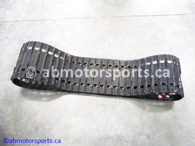 Used snowmobile 15 inch by 136 inch track for sale SKU TRACK-SN-0001-0014