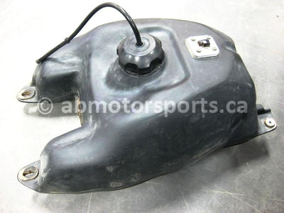 Used Yamaha ATV GRIZZLY 660 SE OEM part # 5KM-24110-00-00 fuel tank for sale