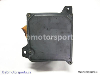 Used Yamaha ATV BIG BEAR 350 OEM part # 1YW-14411-00-00 air box for sale