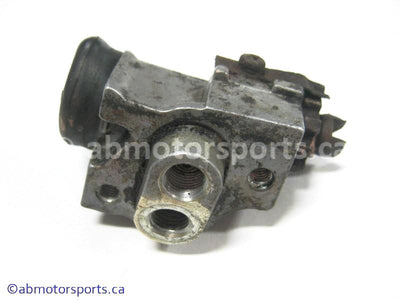 Used Yamaha ATV BIG BEAR 350 OEM part # 3HN-25950-00-00 front left brake cylinder for sale