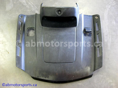 Used Yamaha ATV GRIZZLY 660 OEM part # 5KM-23391-00-00 front panel lid for sale