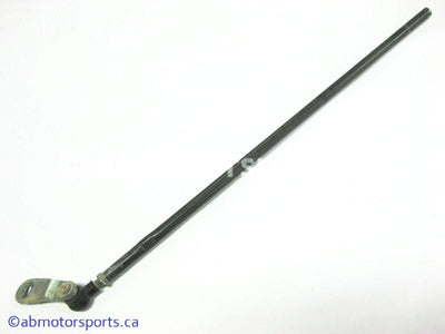 Used Yamaha ATV GRIZZLY 660 OEM part # 5KM-18115-10-00 shift rod linkage for sale