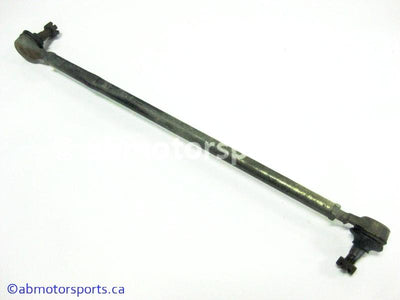 Used Yamaha ATV GRIZZLY 660 OEM part # 5KM-23831-00-00 tie rod for sale