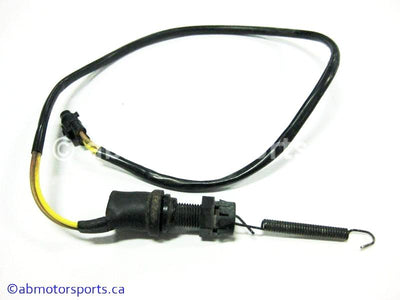 Used Yamaha ATV GRIZZLY 660 OEM part # 5KM-82530-00-00 stop switch for sale