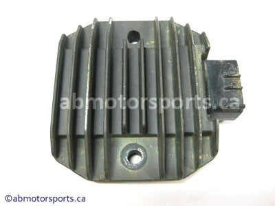 Used Yamaha ATV GRIZZLY 660 OEM part # 5BN-81960-00-00 regulator rectifier for sale