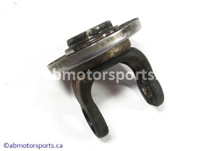 Used Yamaha ATV KODIAK 450 OEM part # 5KM-17576-00-00 yoke for sale