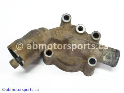 Used Yamaha ATV KODIAK 450 OEM part # 5GH-12422-00-00 water pump housing for sale