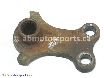Used Yamaha ATV KODIAK 450 OEM part # 5ND-F3816-00-00 pitman arm for sale