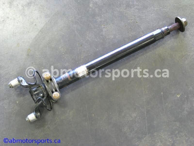 Used Yamaha ATV KODIAK 450 OEM part # 5ND-F3813-00-00 steering column for sale