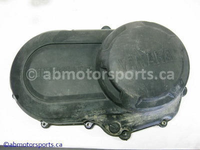 Used Yamaha ATV KODIAK 450 OEM part # 5ND-15431-00-00clutch cover for sale
