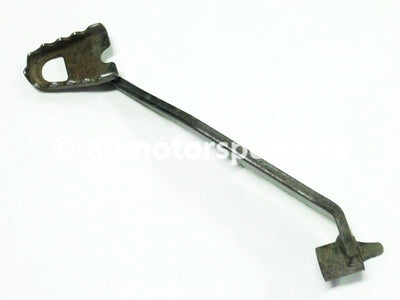 Used Yamaha ATV GRIZZLY 660 SE OEM part # 5KM-27211-00-00 or 5KM-27211-10-00 brake pedal for sale