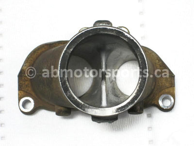 Used Yamaha ATV GRIZZLY 660 SE OEM part # 5KM-13586-01-00 OR 5KM-13586-00-00 carb boot for sale