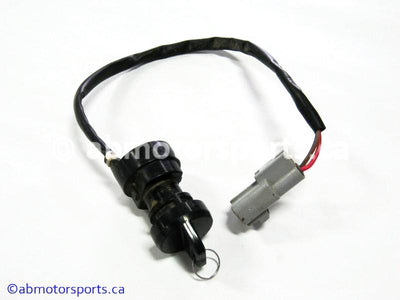 Used Yamaha ATV GRIZZLY 700 OEM part # 3B4-82510-00-00 ignition switch for sale
