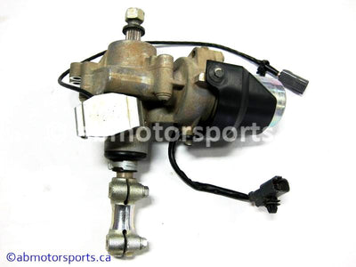 Used Yamaha ATV GRIZZLY 700 OEM part # 3B4-238B0-00-00 power steering actuator for sale