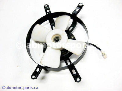 Used Yamaha ATV GRIZZLY 700 OEM part # 3B4-12405-00-00 fan for sale