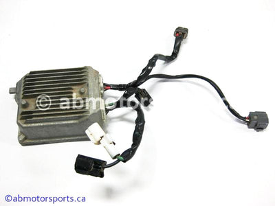 Used Yamaha ATV GRIZZLY 700 OEM part # 3B4-859A0-00-00 power steering control unit for sale