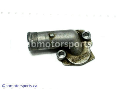 Used Yamaha ATV GRIZZLY 700 OEM part # 5KM-12469-00-00 water pump joint for sale