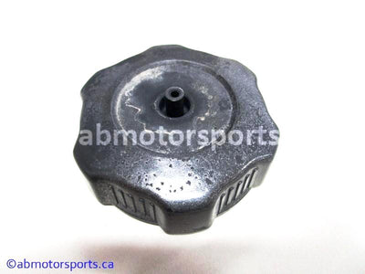 Used Yamaha ATV GRIZZLY 660 OEM part # 5KM-24610-00-00 gas cap for sale