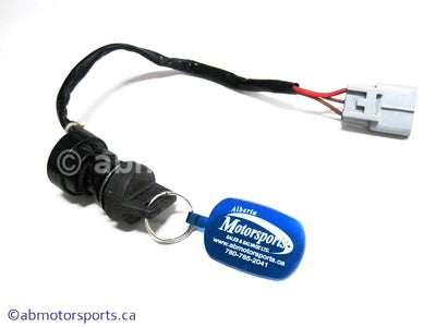 Used Yamaha ATV GRIZZLY 660 OEM part # 5KM-82510-00-00 ignition key switch for sale