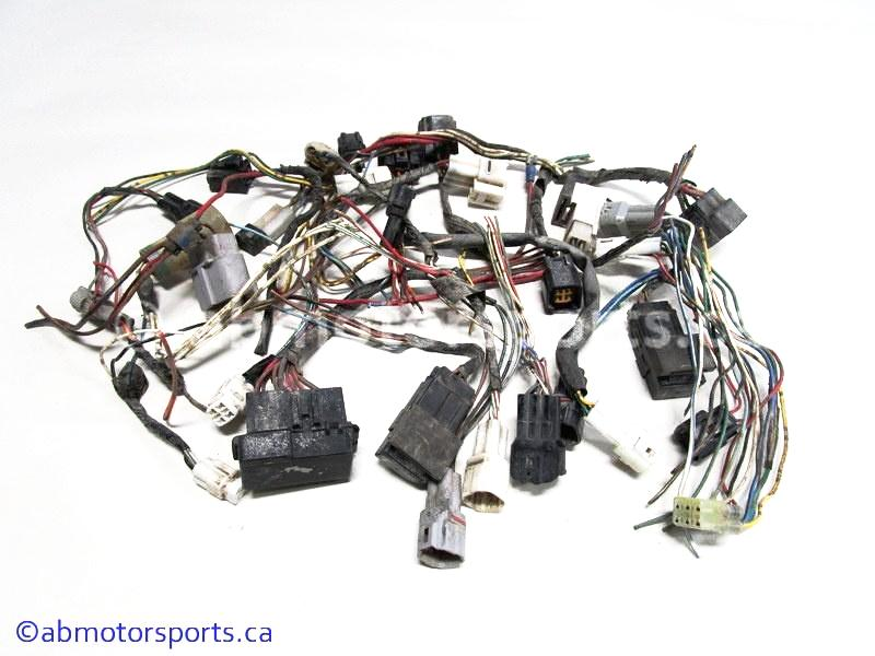 Yamaha Wire Harness Connectors - machine learning on