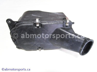 Used Yamaha ATV GRIZZLY 660 OEM part # 5KM-14411-00-00 air box for sale