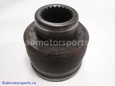Used Yamaha ATV GRIZZLY 660 OEM part # 5KM-17832-00-00 middle drive gear coupling for sale