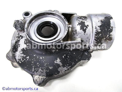 Used Yamaha ATV GRIZZLY 660 OEM part # 5KM-46161-00-00 drive shaft housing for sale