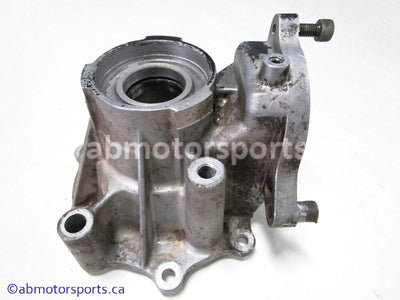 Used Yamaha ATV GRIZZLY 660 OEM part # 5KM-46162-00-00 bearing housing for sale