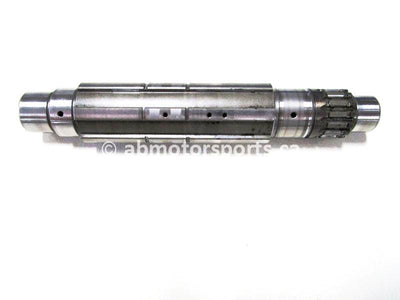 Used 2002 Yamaha Grizzy 660 OEM part # 5KM-17402-00-00 transmission drive axle for sale