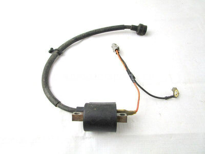 A used Ignition Coil from a 2002 GRIZZLY 660 Yamaha OEM Part # 3KJ-82310-10-00 for sale. Check out our online catalog for more parts!