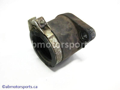 Used Yamaha ATV KODIAK 400 OEM part # 5GH-13586-00-00 carburetor boot for sale